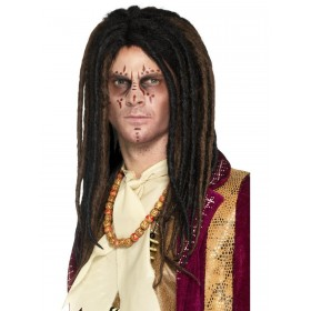 Deluxe Voodoo Dreadlock Wig Fancy Dress Accessory
