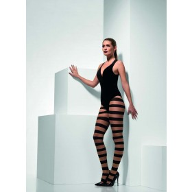 Opaque Tights, Glam Witch Fancy Dress Accessory