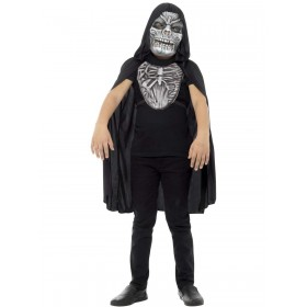 Grim Reaper Kit, Child Fancy Dress Costume