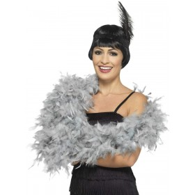 Deluxe Boa Fancy Dress Accessory