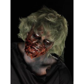 Zombie Make-Up Kit, Aqua Fancy Dress Accessory