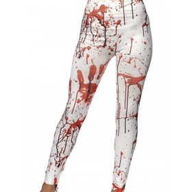 Horror Leggings Fancy Dress Accessory