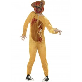 Deluxe Zombie Teddy Bear Costume Fancy Dress