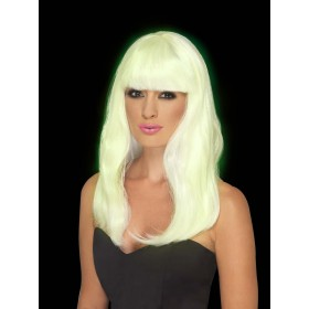 Glam Party Wig Fancy Dress Accessory
