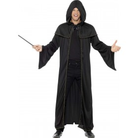 Wizard Cloak, Adult Fancy Dress Costume