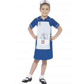 Nurse Costume Fancy Dress