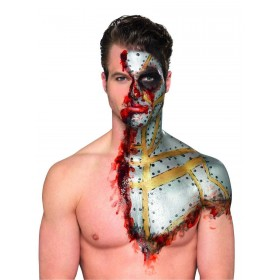 Metallic Liquid Latex Kit Fancy Dress Accessory