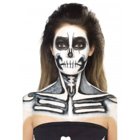 Skeleton Liquid Latex Kit Fancy Dress Accessory