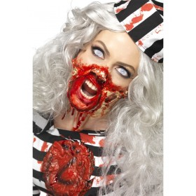 Horror Zombie Liquid Latex Kit Fancy Dress Accessory
