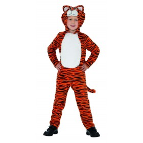 Tiger Costume Fancy Dress