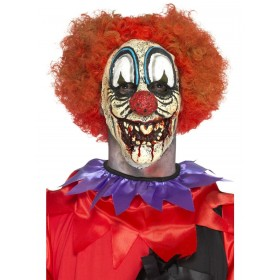 Deluxe Foam Latex Special FX Clown Prosthetic Fancy Dress Accessory
