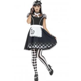 Gothic Alice Costume Fancy Dress