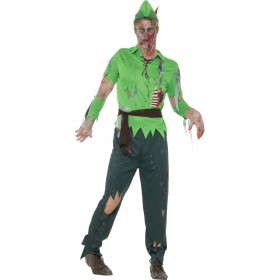 Zombie Lost Boy Costume Fancy Dress