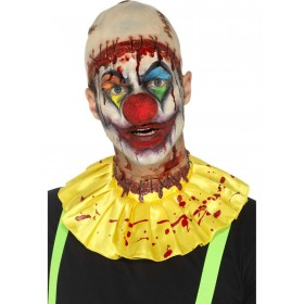 Latex Creepy Clown Instant Kit Fancy Dress Accessory