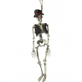 Animated Hanging Groom Skeleton Decoration Fancy Dress Accessory