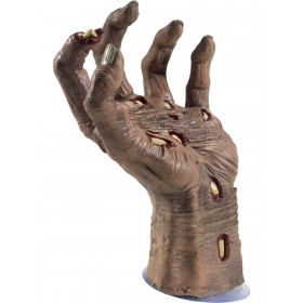 Latex Rotting Zombie Hand Prop Fancy Dress Accessory