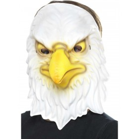 Eagle Mask Fancy Dress Accessory