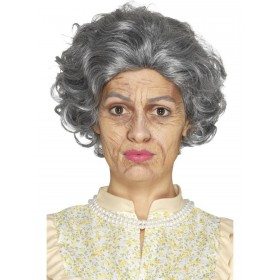 Old Age Makeup Kit, Aqua Fancy Dress Accessory