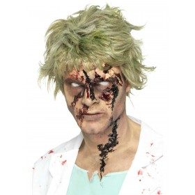 Zombie Scab Blood Fancy Dress Accessory