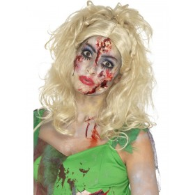 Zombie Fairy Wig Fancy Dress Accessory