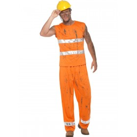 Miner Costume Fancy Dress