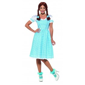 Kansas Country Girl Costume Fancy Dress