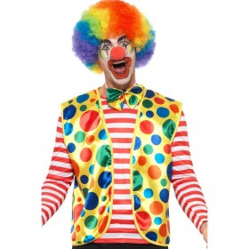 Clown Kit Fancy Dress Costume