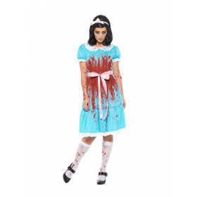 Bloody Murderous Twin Costume Fancy Dress