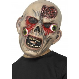 Monster Bulging Eye Mask Fancy Dress Accessory