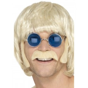 Hippie Disguise Set Blond Fancy Dress Accessory