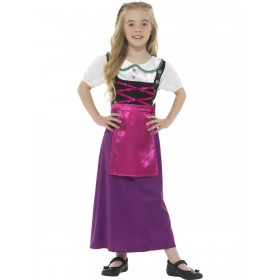 Bavarian Princess Costume Fancy Dress