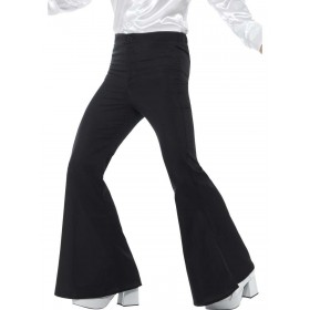 Flared Trousers, Mens Fancy Dress Costume