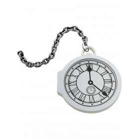 Oversized Pocket Watch Fancy Dress Accessory