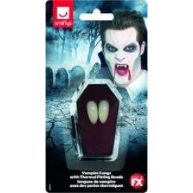 Vampire Fangs Fancy Dress Accessory