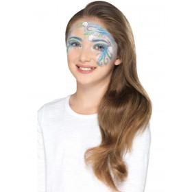 Kids Mythical Make Up Kit, Aqua Fancy Dress Accessory