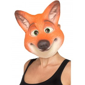 Fox Mask Fancy Dress Accessory