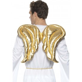 Deluxe Angel Wings Fancy Dress Accessory