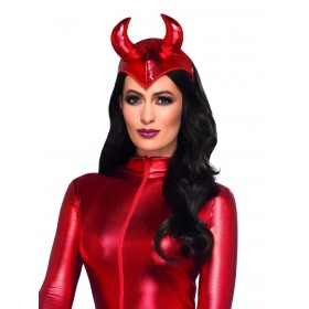 Fever Devil Headband Fancy Dress Accessory