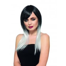 Deluxe Ombre Wig Fancy Dress Accessory