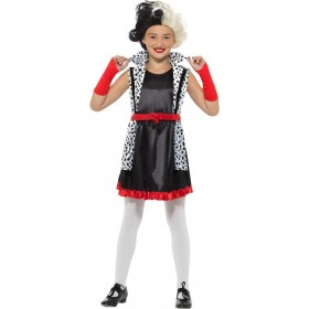 Evil Little Madame Costume Fancy Dress