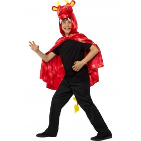 Dragon Cape Fancy Dress Costume