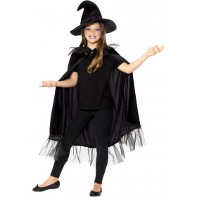 Sparkly Witch Kit Fancy Dress Accessory