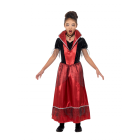 Vampire Princess Costume Fancy Dress