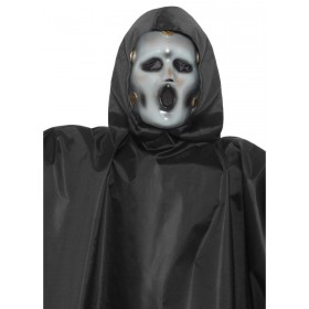 Scream TV Mask Fancy Dress Accessory