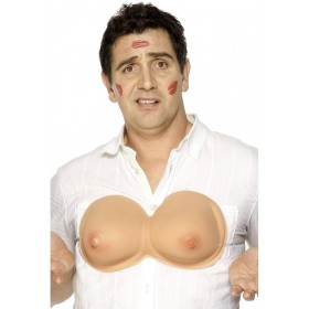 Large Boobs - Fancy Dress Mens (Hen & Stag)