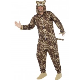 Leopard Costume Fancy Dress