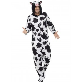 Cow Costume Fancy Dress