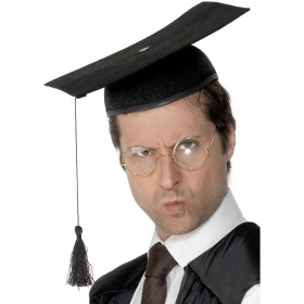 Mortar Board Hat - Fancy Dress (School)