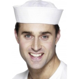 Doughboy Us Sailor Hat - Fancy Dress (Sailor)