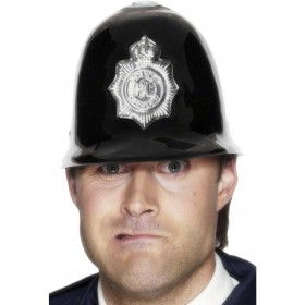 Police Helmet - Fancy Dress (Cops/Robbers)